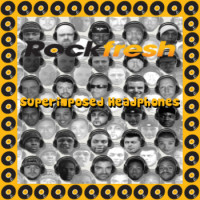 Rockfresh - Superimposed Headphones