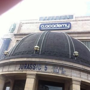 Jurassic 5 Brixton Academy 2013