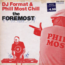 DJ Format The Foremost with Phill Most Chill 28th October 2013