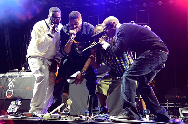 Jurassic 5 new song and video The Way We Do It produced by Heavy D