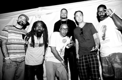 Jurassic 5 20th Anniversary Manchester 19th June
